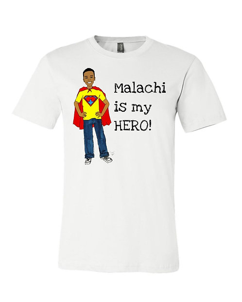 Malachi is my HERO!