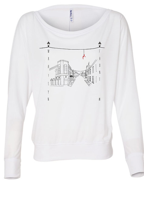 Marilyn Frontrow LOGO Sweater