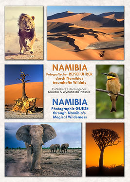 Namibia Phoographic Guide
