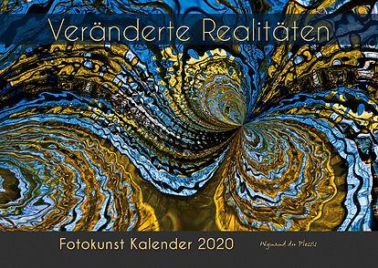 Fotokunst Kalender 2020 - A2