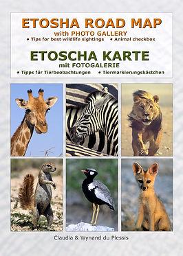 Etosha Road Map