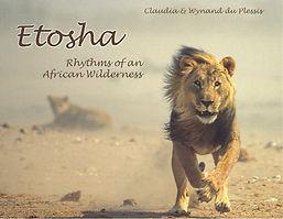 Etosha book - Ed1 - Soft cover