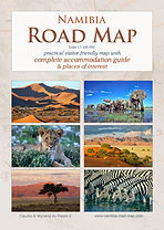 shop for Namibian books, maps, calendars, booklets, pencil cases, bags, shower curtains and more