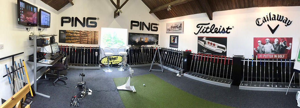 The Putting Lab