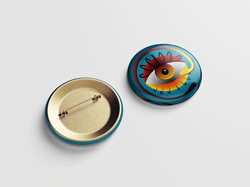 All-Seeing Eye Badge