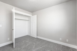 BEDROOM CLOSET ABBY