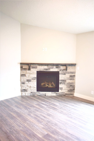 FISHER FIREPLACE