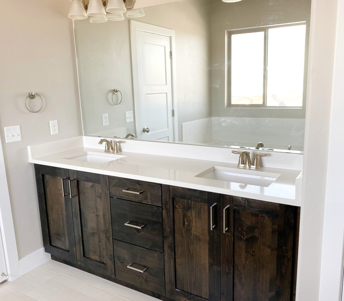 LAUCHLIN MASTER DOUBLE SINK