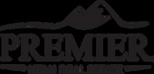 Premier Black logo transparent backgroun
