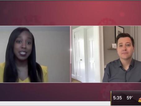 Cornerstone Talks Telehealth on NBC 30