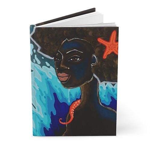 """STRENGTH"" Hardcover Journal Matte"