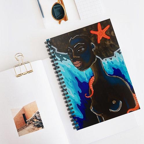 "'STRENGTH"" Spiral Notebook - Ruled Line"