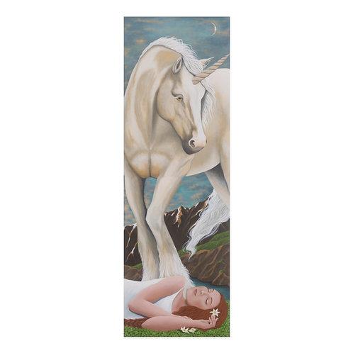 """""""MAGIC!"""" Unicorn Foam Yoga Mat"""