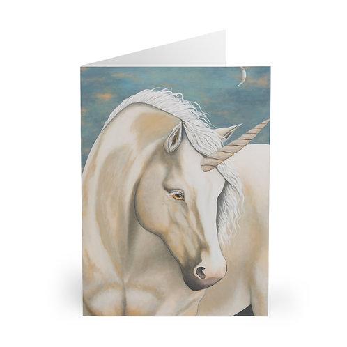 """MAGIC!"" Unicorn Greeting Cards (5 Pack)"