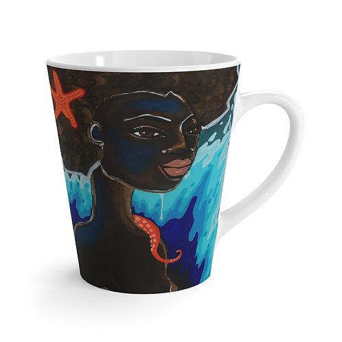 """STRENGTH"" Latte Mug"