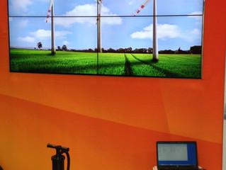 """Das Windradspiel """" Energie Burgenland"""