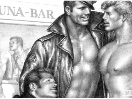Touring LA: Tom of Finland Foundation