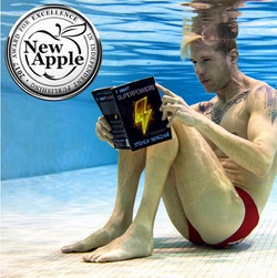 I Want Superpowers wins the New Apple Literary Award!