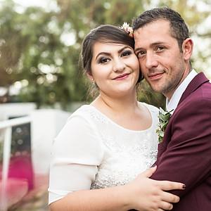 Danelle & Anton Wedding