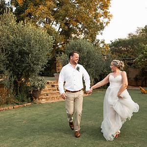Maretha & Allan WEDDING - Mooikr