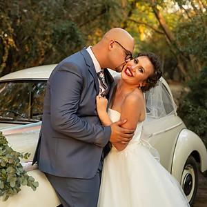 Xanthe & Wesley WEDDING
