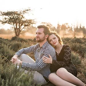 Clarissa & Ruben Engagement