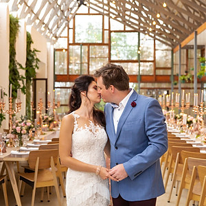 Louise-Marie & Rouxdolf Wedding