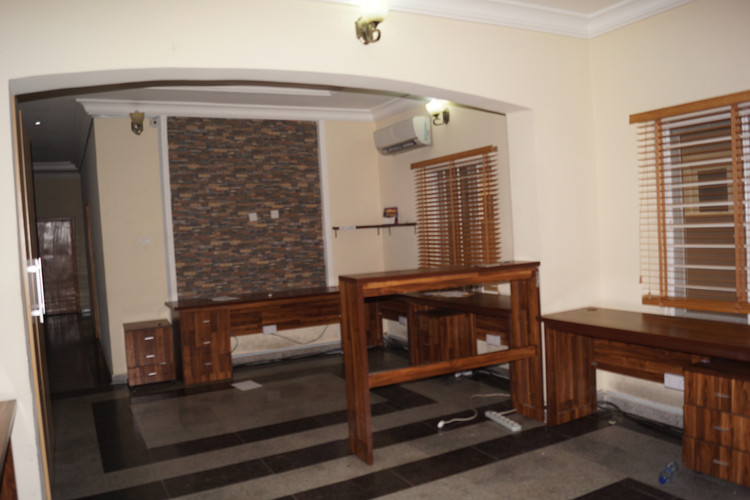 GENERAL OFFICE (BEFORE)