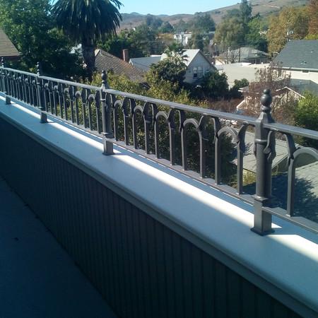 balcony railing