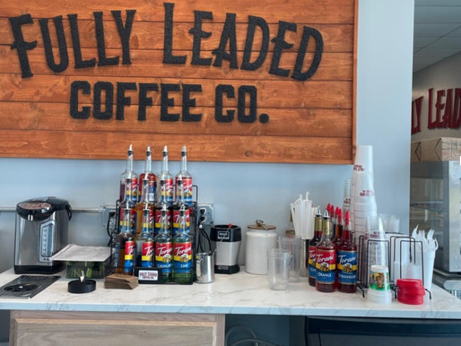 Local Coffee Shop Open New Location