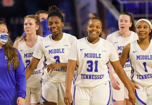 Lady Raiders host Old Dominion this weekend, first games in almost three weeks