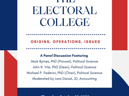 Learn about the Electoral College with MTSU