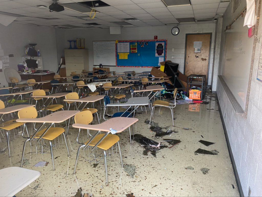 Wilson County Schools Come Together in the Face of Tornado Devastation