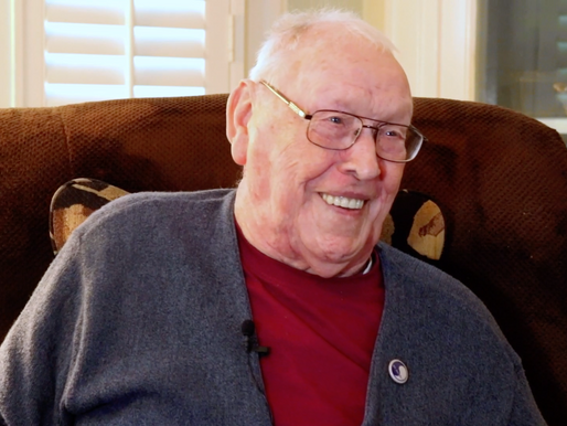 For God and for Country: Ivy Agee Jr.'s D-Day Survival