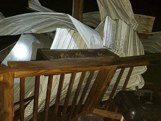 Heavy Storm Causes Severe Damage throughout Middle Tennessee