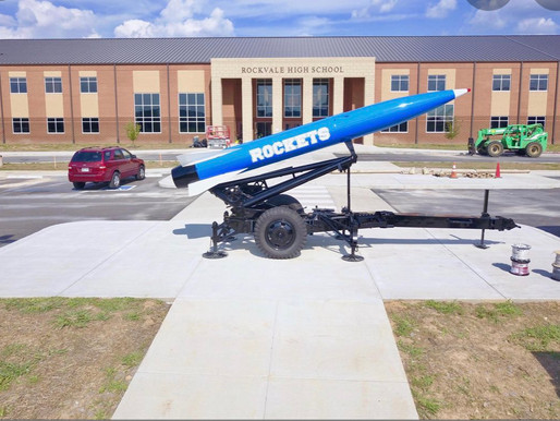 Rockvale High School Dismisses Early Due to Gas Leak