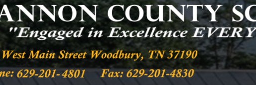 Cannon County Board of Education to host Monthly Workshop