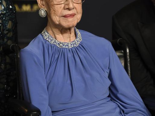 Legendary NASA Mathematician, Katherine Johnson Dies