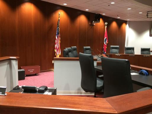 Murfreesboro City Council Meeting