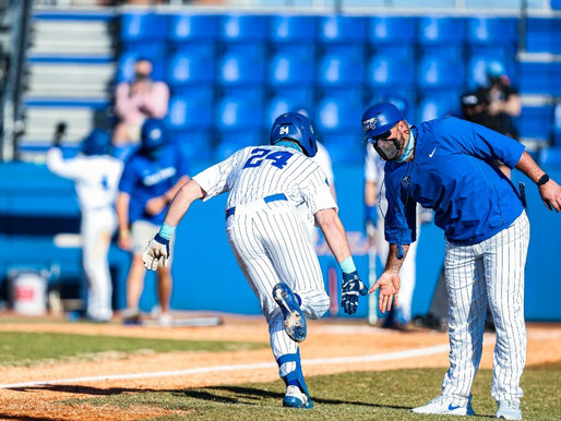 Blue Raiders use six pitchers in 12-7 loss to Murray State