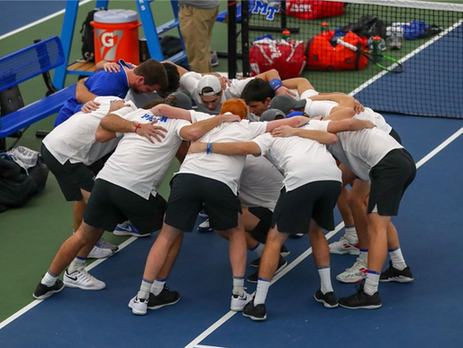 MTSU tennis looking for back to back C-USA championships
