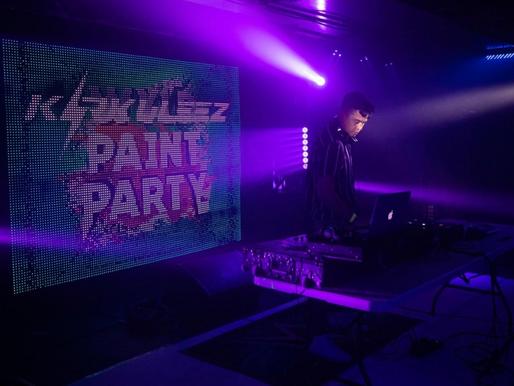 DJ Kirkuleez Makes a Splash