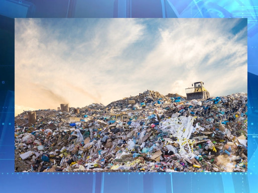 Report Gases and Odors From The Middle Point Landfill