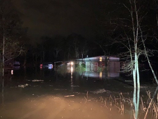 RCFR Completes Series of Rescues Following Heavy Rainfall and Flooding