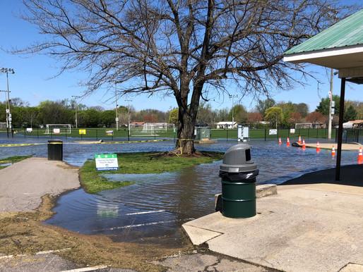 Smyrna Park Damage