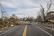 FEMA grants over $1 Million to Mt. Juliet Tornado Recovery