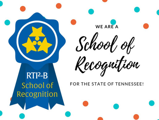 Bedford County Schools Receive Recognition