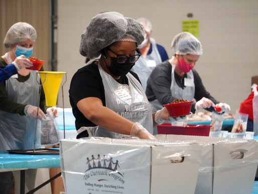 61,000 Meals Provided by Rutherford County