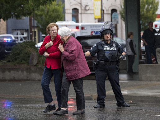 1 Dead at Washington State Retirement Community by 80 Year Old Man, says AP