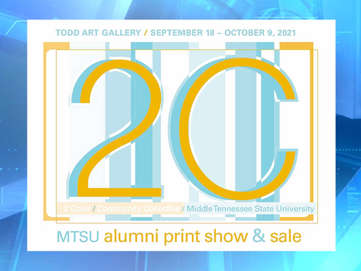 MTSU Students Can Leave Their Mark in The Todd Art Gallery